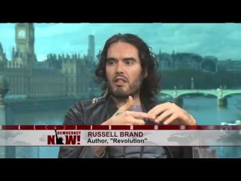 Russell Brand on the Occupy Movement