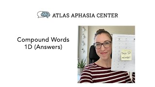 Compound Words - 1 (Answers)