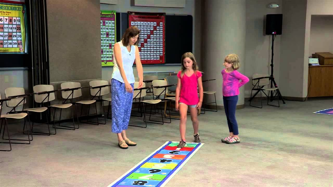 The math movement numberline 1 20 youtube for Floor number line