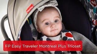FP Easy Traveler Montreal Plus Trioset