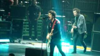 Green Day Live In Auckland -Bit Of Burnout!