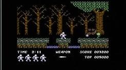 GHOSTS 'N GOBLINS (C64 - FULL GAME)