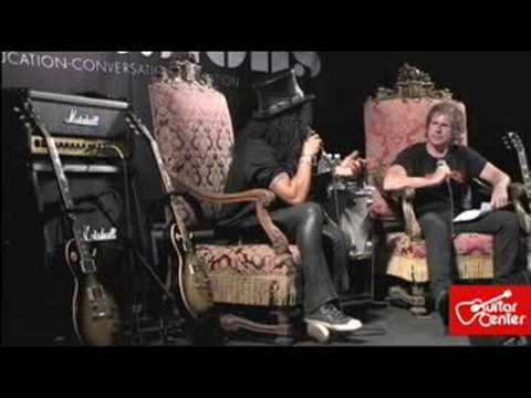 Guitar Center Sessions: Slash-Guitars and Strings