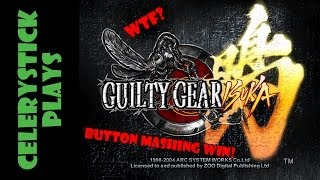 Guilty Gear Isuka Gameplay, Review, and First Impression 1080p PC