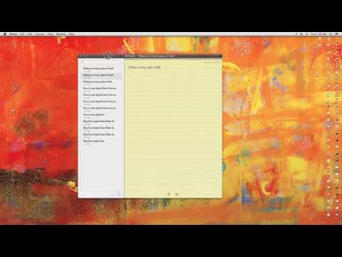 How to fix Apple Notes from making so many duplicate copies!