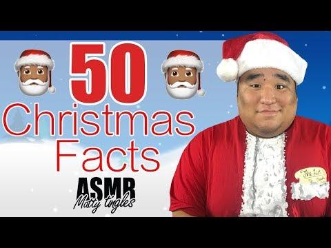 Download Youtube: [ASMR] 50 Whispered Christmas Facts | MattyTingles