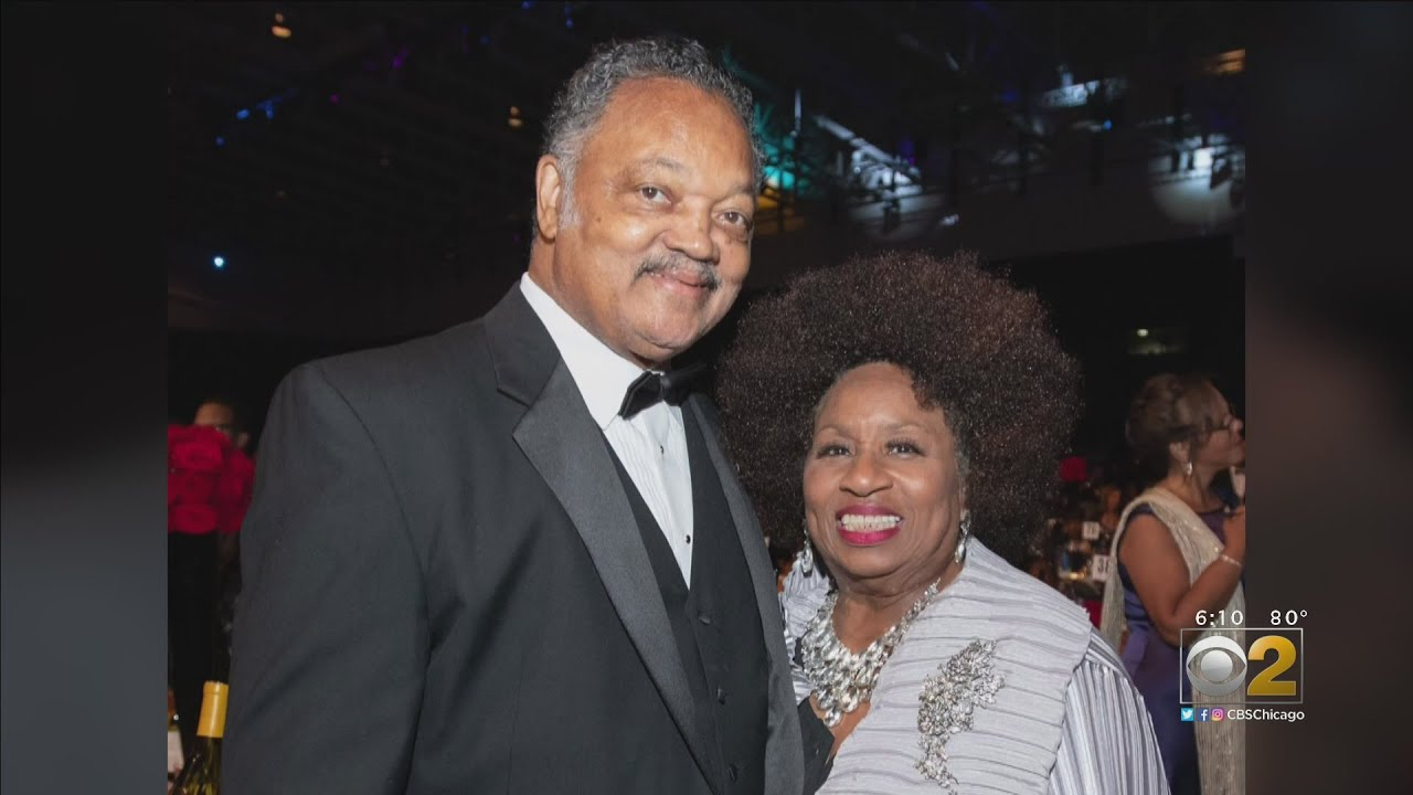 Rev. Jesse Jackson's Wife Has Been Released From The Hospital