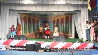 vimalagiri PS KG students drama sleeping beauty.avi