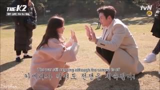 [the k2 FMV]  — ji changwook & im yoona ; found a heart