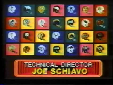 1980 Monday Night Football intro