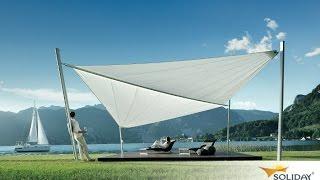 Soliday Sonnensegel bei Pina Design® - Ihrem Fachhändler