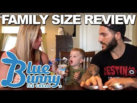Family Size Review: Blue Bunny's Load'd Sundaes