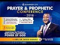 Prayer and Prophetic Conference 2018 (Sunday Morning)