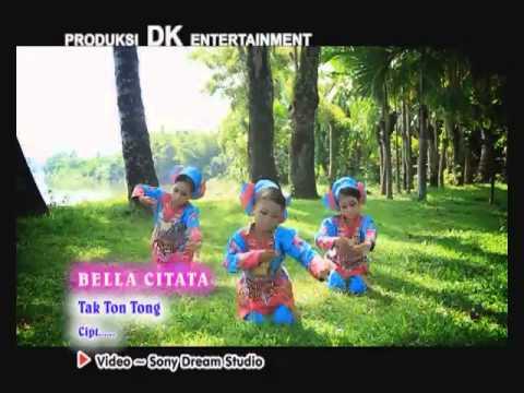 BELLA CITATA ~ Lagu Minang Anak anak ~ Tak Ton Tong