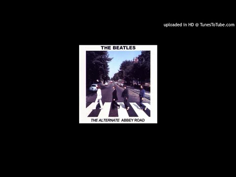 The Beatles - The Alternate Abbey Road (Pear Records PCD 011) - Come Together