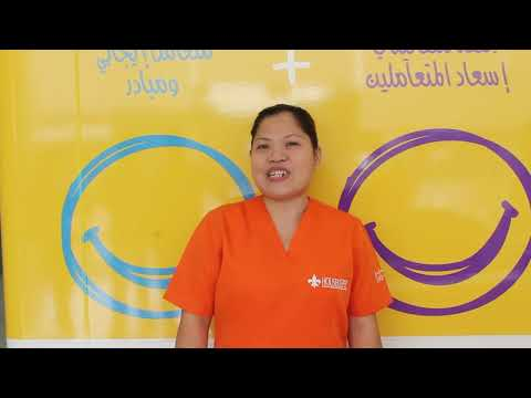 TADBEER- Housekeeping Staff- Ms Noemi