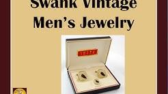 Swank Vintage Men's Jewelry