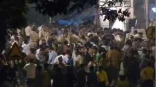 Kalanagar Bal Thackeray Death watch