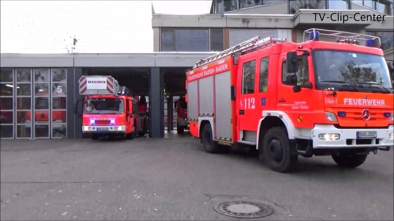 Baden Baden Feuerwehr
