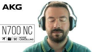 AKG N700 NC İnceleme - Gürültü Önleyici Kulaklık