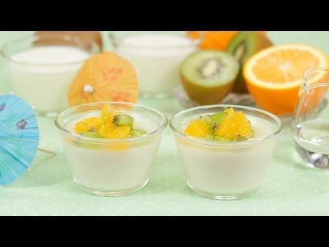 almond raisin pudding  pudin de almendras