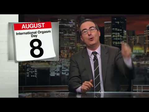 Last Week Tonight with John Oliver (HBO) 08/12/18