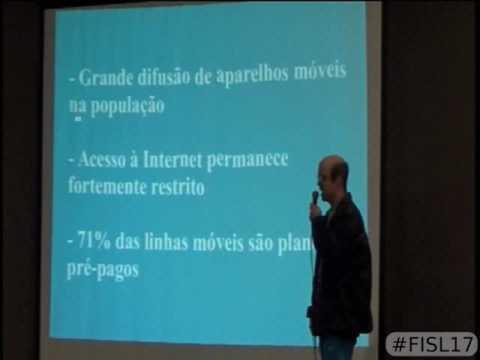 Fisl 17 - Software Educacional Livre para Dispositivos Móveis