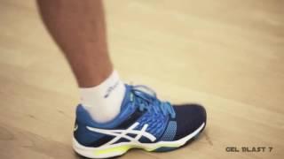 видео гандбольная обувь