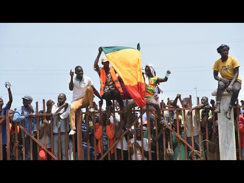 Guinea junta to start 'consensus' talks with political, business leaders