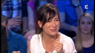 Virginie Hocq - On n'est pas couché 24 mars 2012 #ONPC