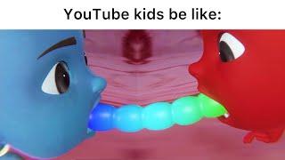 YouTube kids be like screenshot 4