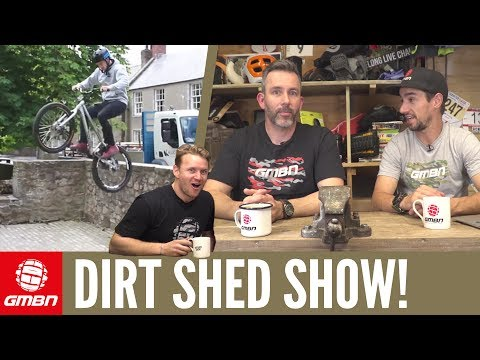Who Are The Riders Of The Future? Dirt Shed Show Episode 124