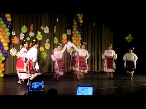 "RICHMART VINTAGE - Folklore Dance Club ""Dunavski Valni"" /Danube's Waves/"
