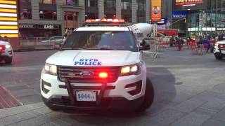 NYPD CRITICAL RESPONSE COMMAND, WITH IT