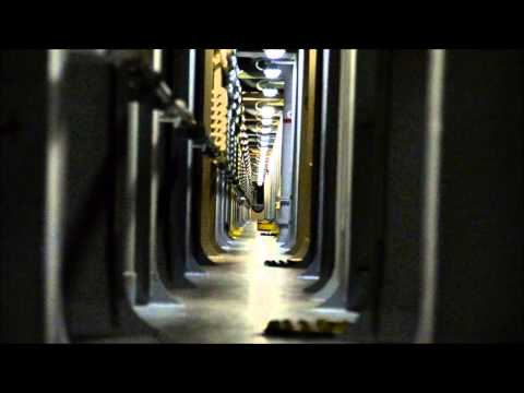 MOL Excellence - Bending of Underdeck Passage