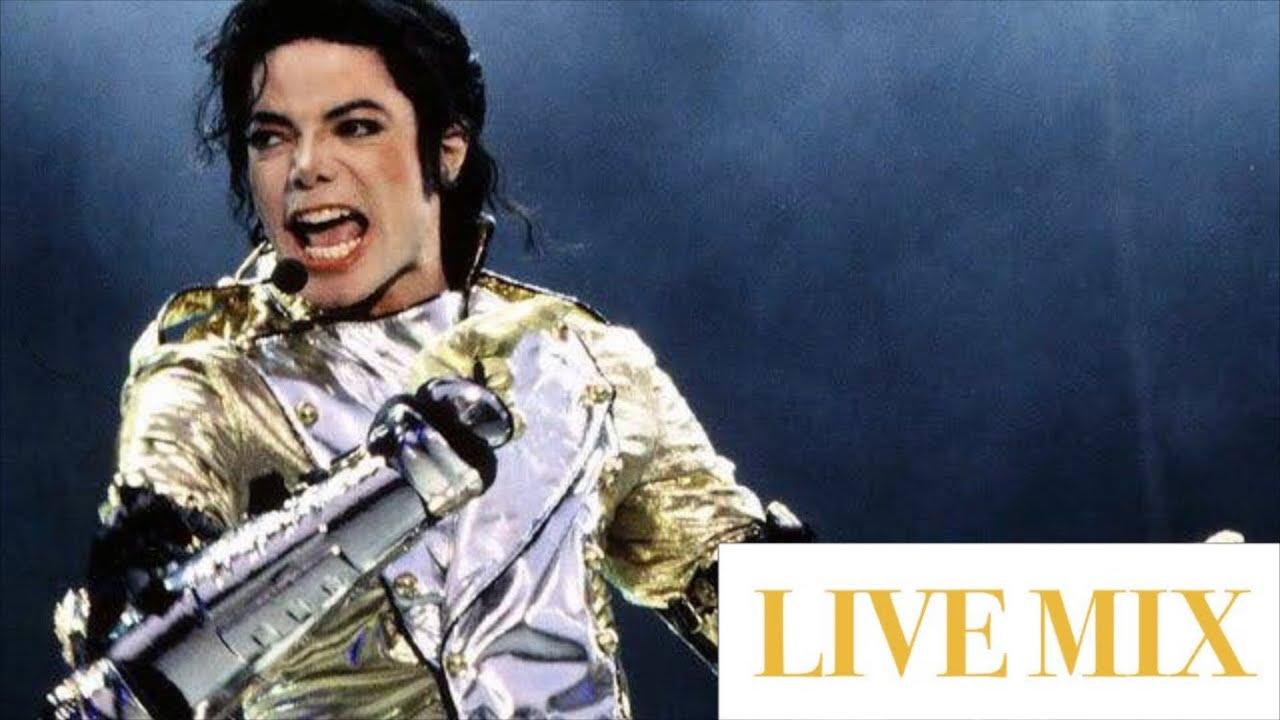 Download Michael Jackson - HIStory Medley - HIStory Tour Live 1997 Mix