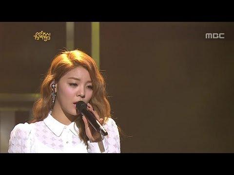 Ailee - Evening Sky, 에일리 - 저녁 하늘, Music Core 20121215