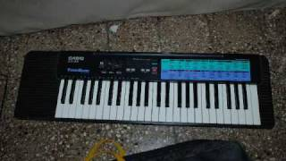 "Casio CA-100 Demo ""Together Forever"" by Rick Astley"