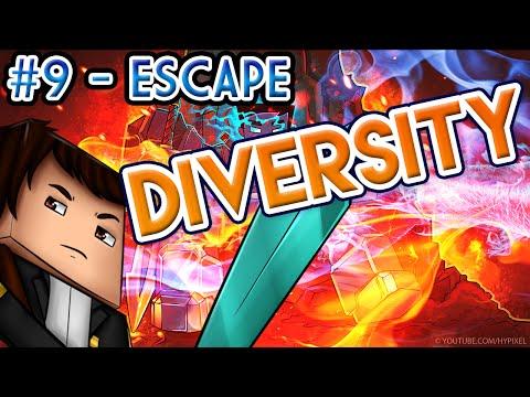 """""""ONTSNAPPEN AAN DE DOOD!"""" DIVERSITY - #9 Escape ft. Wesley & Boris"""