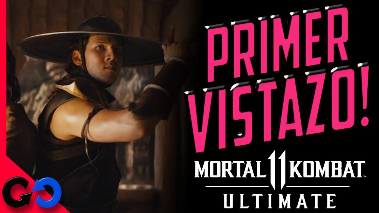 Mortal Kombat PELICULA 2021!! Primeras IMAGENES y ESCENAS!!