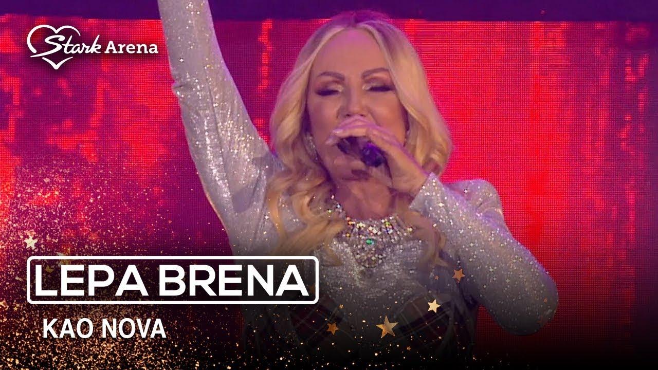 Lepa Brena - Kao nova - (LIVE) - (Stark Arena 20.10.2018.)