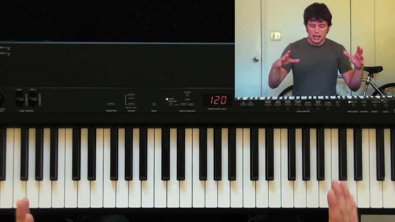 Major and Minor Keys (Music Theory)