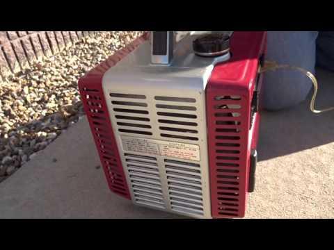1960s Travel Camp Honda E300 Portable Generator E 300 Retro Cool