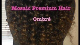 Mosaic Premium Hair | Ombre Thumbnail
