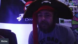 Silver Beard and Golden Princess Bug - Let's Chat Live Stream
