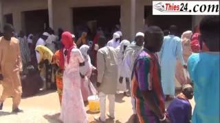 ziara générale, le mausolée Serigne Cheikh la grande attraction (26 mars 2017)