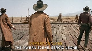Masterclass: Sergio Leone, Tavern Scene, Once Upon A Time In The West