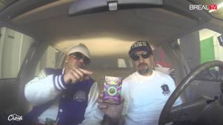 Baby Bash - The Smoke Box | BREAL.TV
