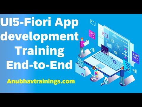 Fiori Youtube Sap.Fiori Like App Component Js Fiori Training Fiori Tutorial