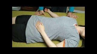 массаж - супер массаж.японский массаж мечты.красивые девушки.японский расслабляющий массаж тела.